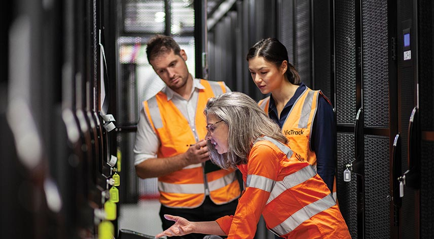 VicTrack Telecommunications Workers