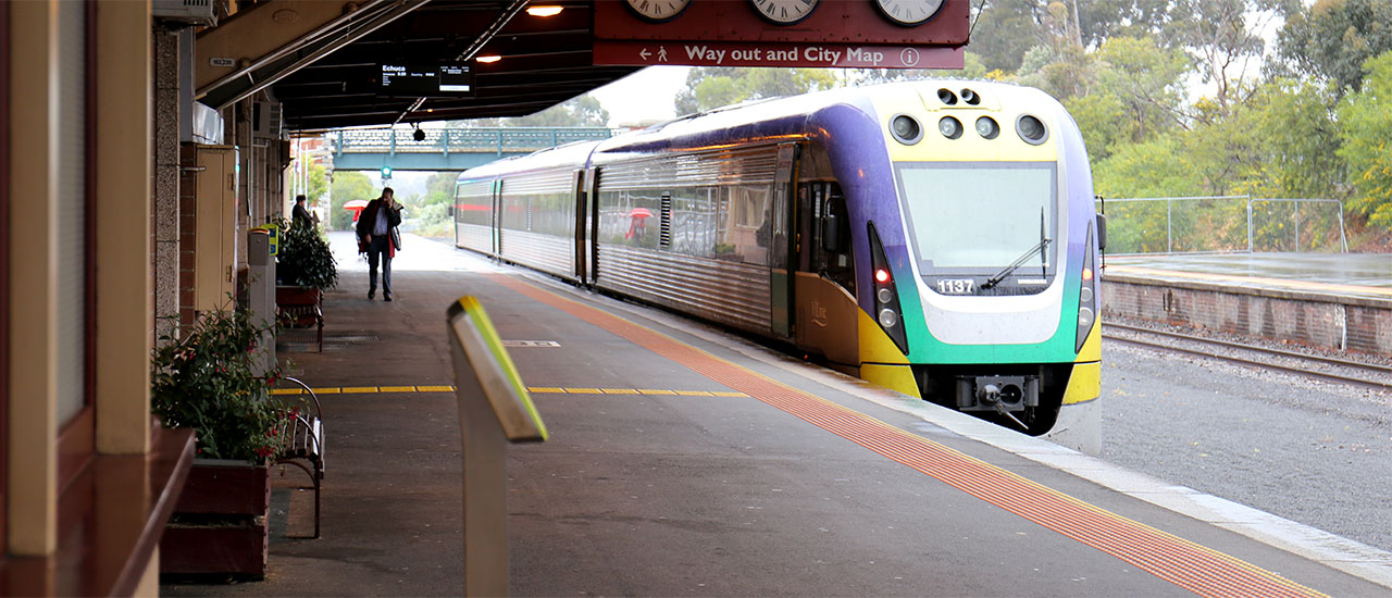 Bendigo and Eaglehawk station upgrades VicTrack