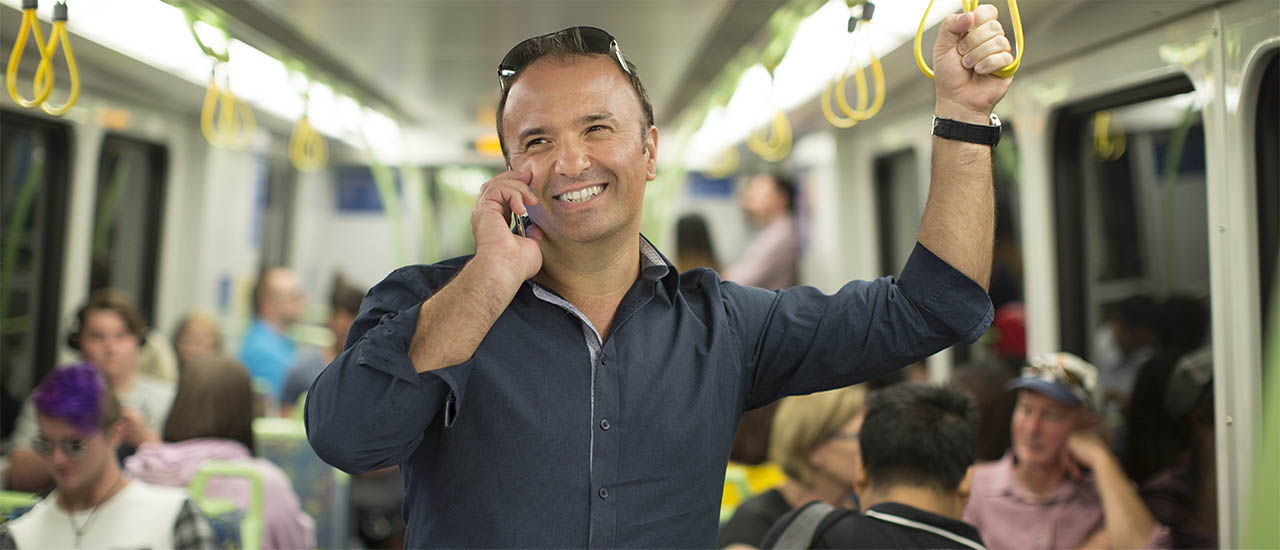Mobile coverage